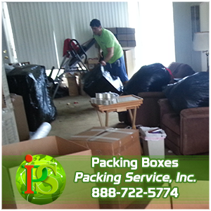 Packing Boxes, Packing Company, Pack and Ship with Packing Service Inc