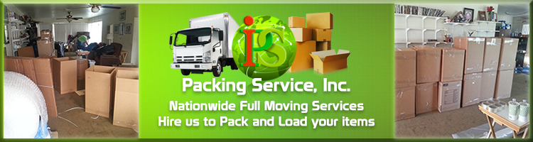 Packing Boxes, Packing Company, Packers and Loaders