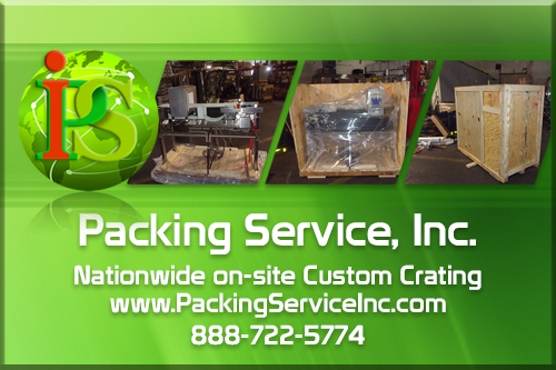 International Custom Crating by Packing Service Inc
