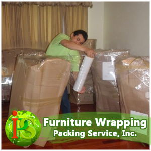 Packing (Furniture Wrapping)