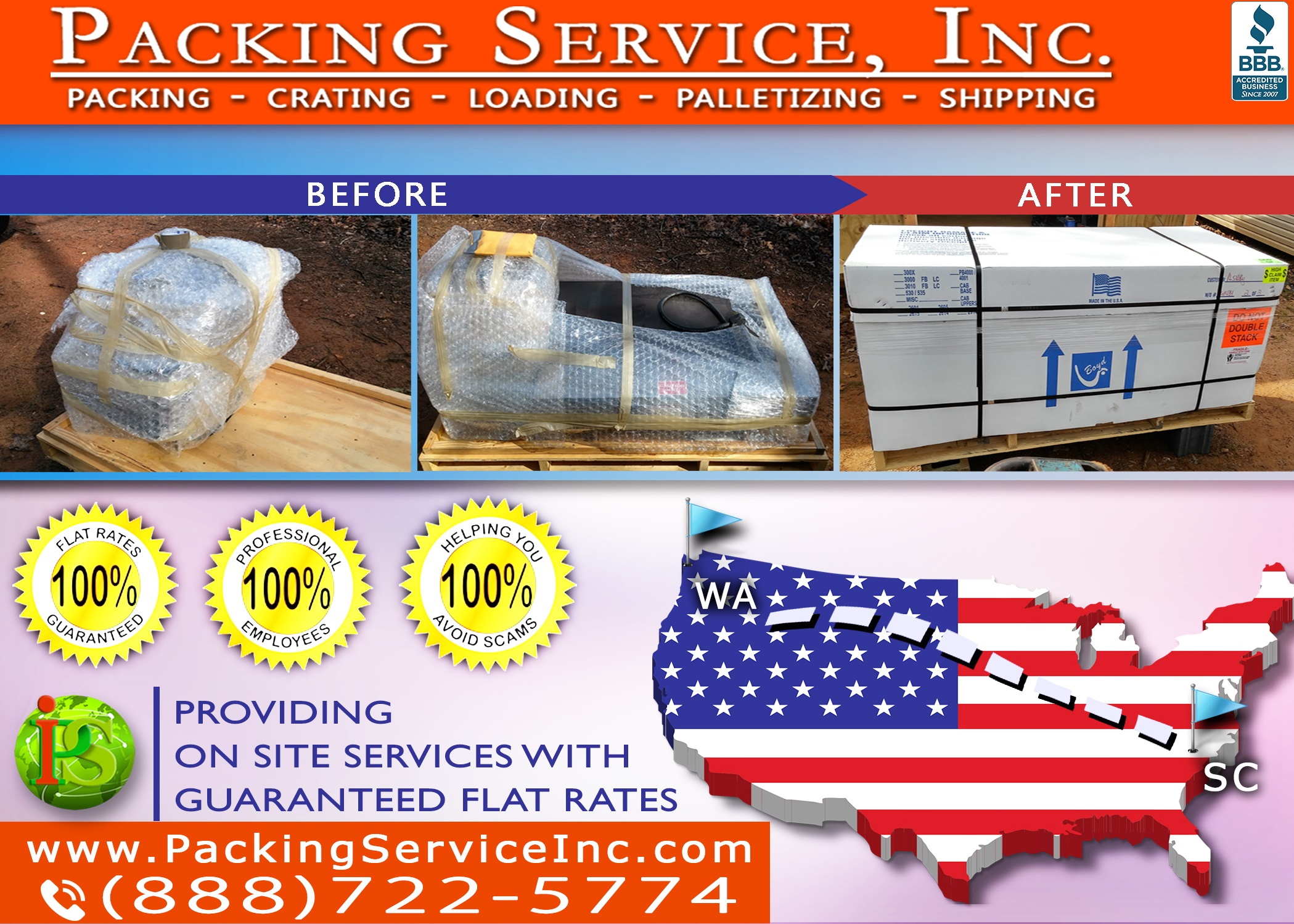 wrapping-palletizing-and-shipping-machinery-from-sc-to-wa-with-packing-service-inc-493