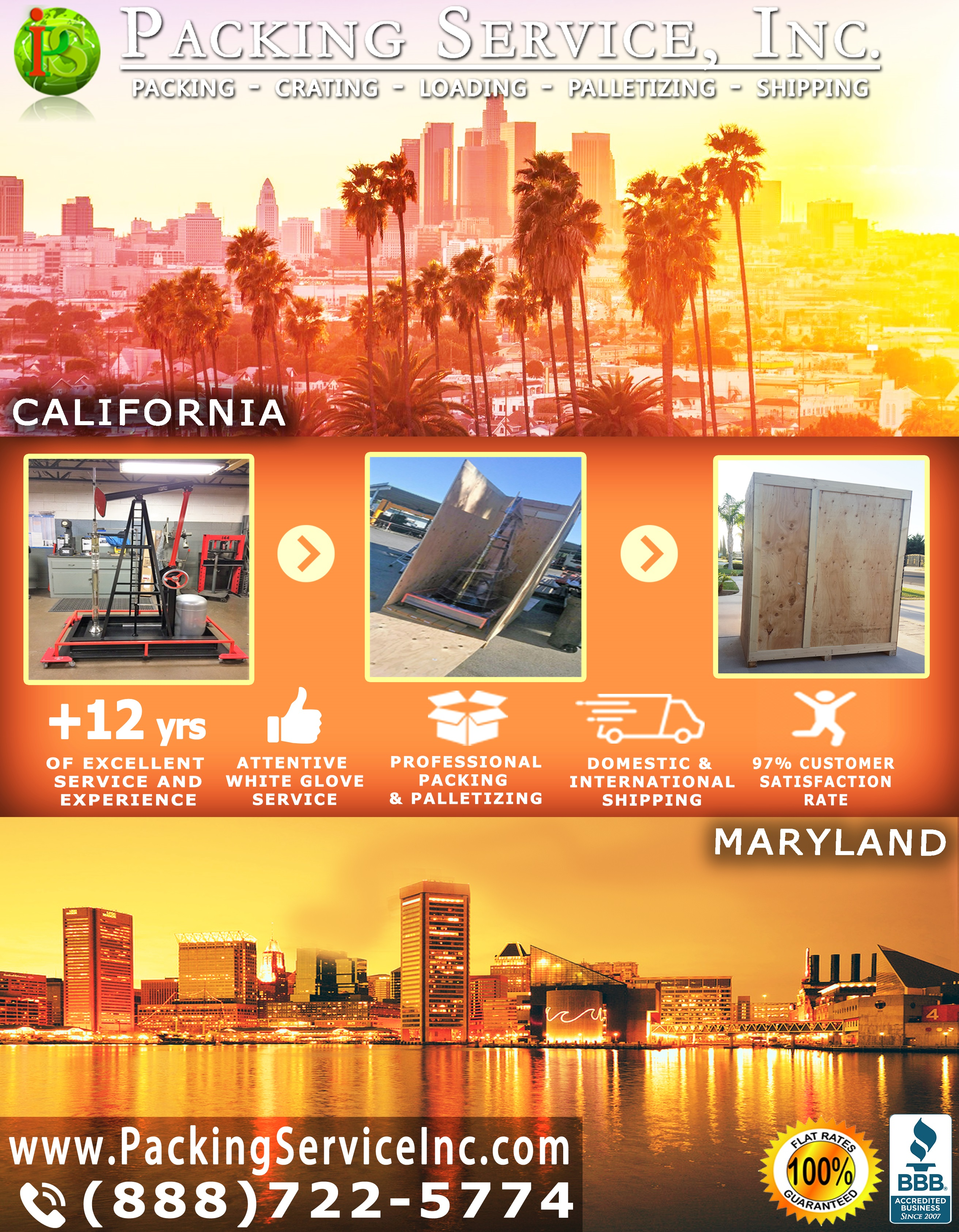 crating-machinery-and-shipping-services-from-maryland-to-california-with-packing-service-inc-551