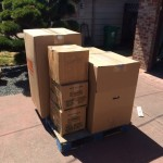 Palletizing Boxes for Shipment