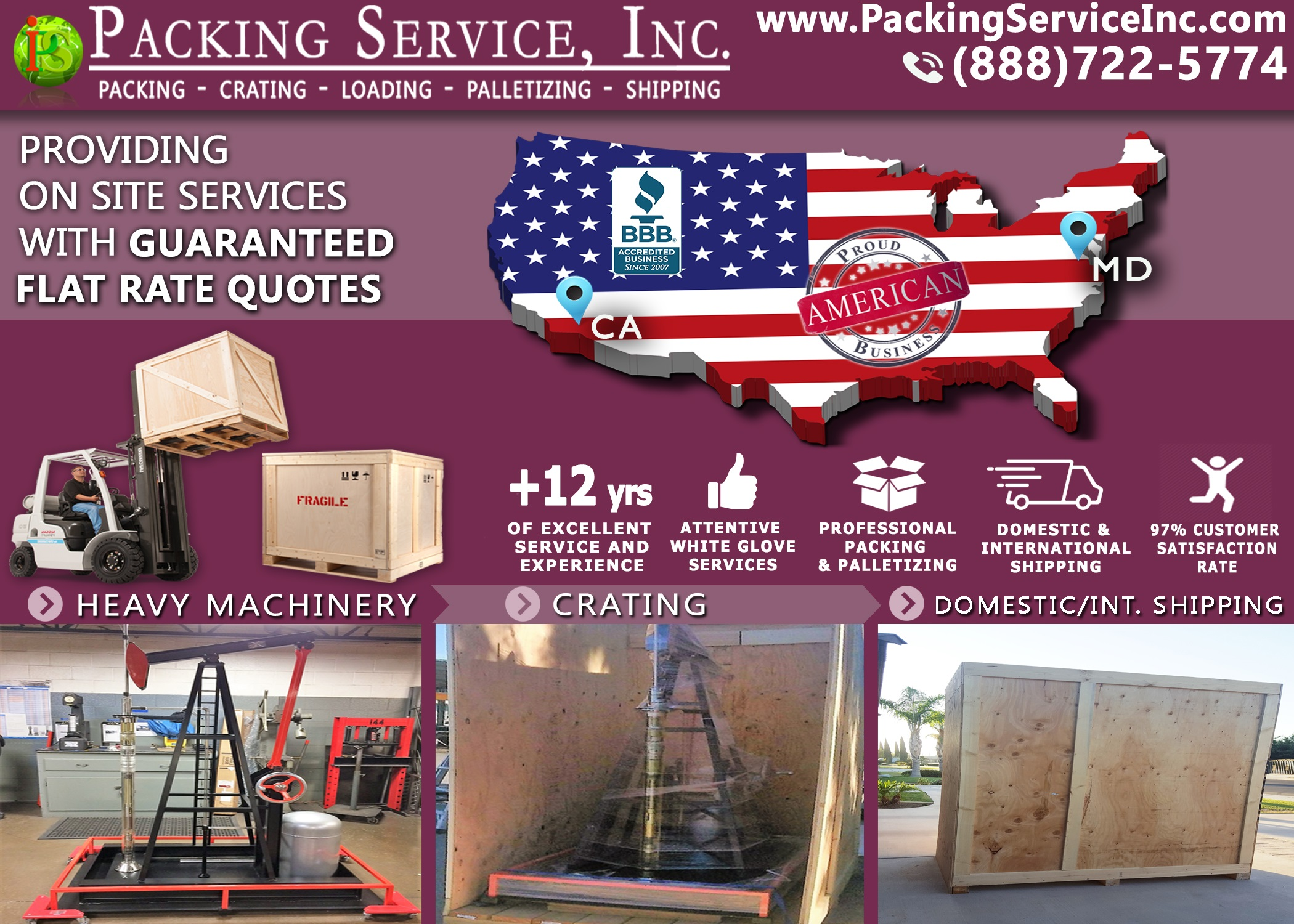 crating-machinery-and-shipping-services-from-maryland-to-california-with-packing-service-inc-555