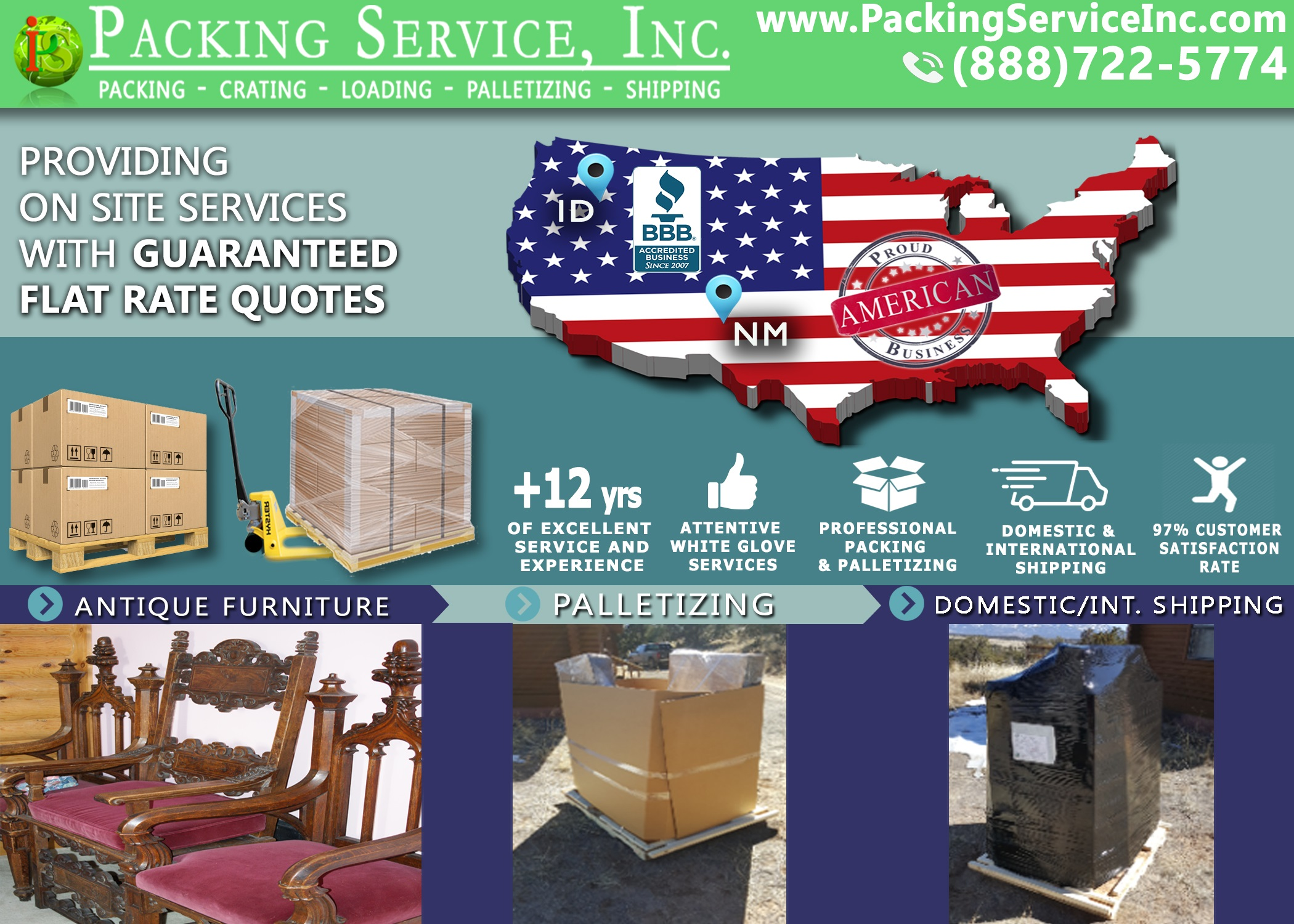 wrapping-2-chairs-palletizing-and-shipping-services-nm-id-with-packing-service-inc-918