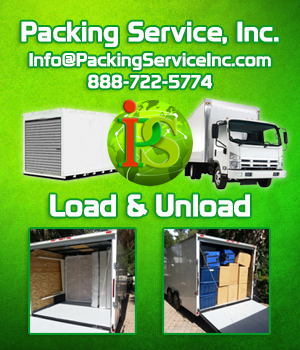 Professional Loading and Unloading Moving Services