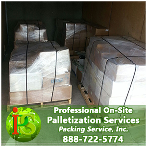 Shrink Wrap Palletizing Services by Packing Services, Inc. (4)