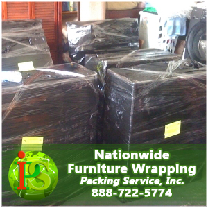 Furniture Wrapping Services by Packing Service, Inc. (2)