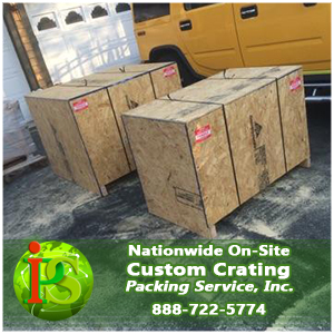 Custom Wooden Crates by Packing Service, Inc. (4)