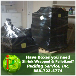 Shrink Wrap Palletizing Services by Packing Services, Inc. (8)