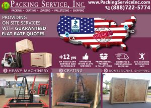Pallet shipping cost, Packing Company, crate and ship