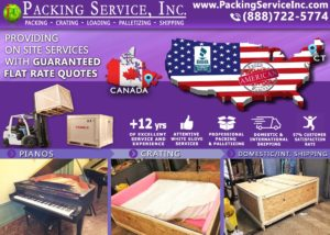Shipping company, Wooden Crates, Packing Boxes