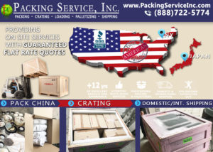 Wooden Boxes, Shipping Services, Packing Boxes